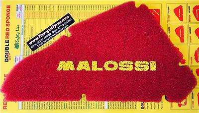 PIAGGIO NRG MC3 AIR COOLED Malossi Double Red Sponge performance Air Filter