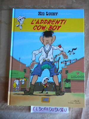 Eldoradodujeu > Bd - Kid Lucky 1 L'apprenti Cow-Boy - Lucky Comics Eo 2011 Tbe