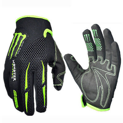Light Breathable Motorcycle Riding Road Mountain Bike Cycling Air Gloves