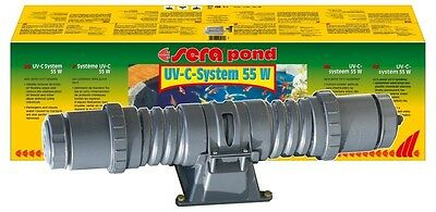 SYSTEME UV-C SERA POND 55 W (clarificateur UV-C)
