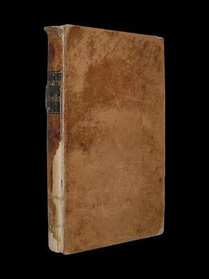 MEDICAL and BOTANICAL DICTIONARY BY W. BEACH, BAKER & SCRIBNER 1848