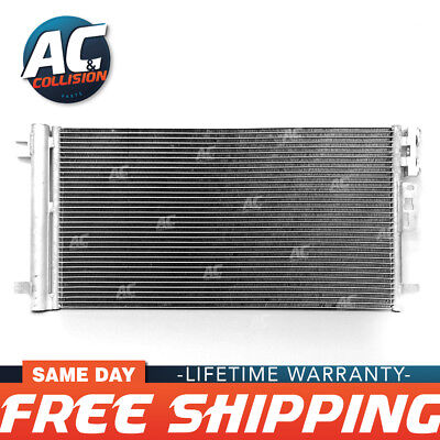 A//C AC Condenser New for Chevy Chevrolet Cobalt Saturn Ion Pontiac 7-4718