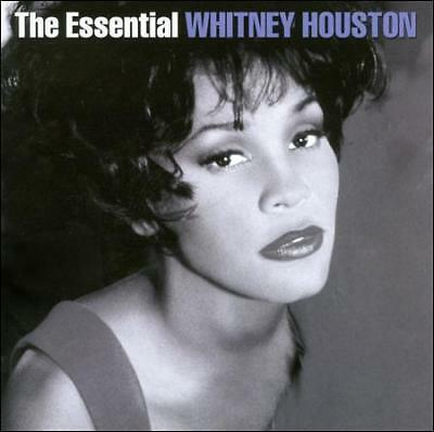 The Essential by Whitney Houston (CD, 2011, 2 Discs, Arista)