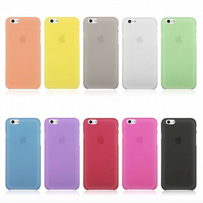 Apple Iphone 6 COVER ULTRA SOTTILE 0.3MM CUSTODIA BUMPER SLIM CASE THIN