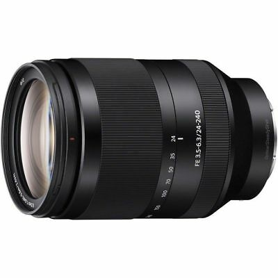 Sony FE 24-240mm f/3.5-6.3 OSS Lens for Sony Camera Bodies - NEW