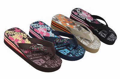 Wholesale lot Women's Wedge Sandals Assorted 36 pairs Sizes 5-10/ 6-11 SB2336