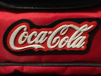 Coca-Cola Personal Insulated Bag - Used