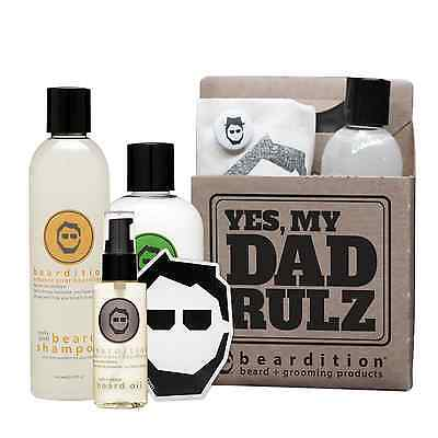 Beardition Father's Day Bearded Gift Set