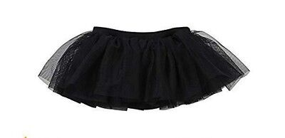 Bloch Child Hurley Skirt Dance Tutu in Black and Pink Size 2-10