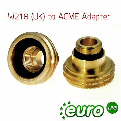 LPG GPL filling point adapter UK to EUROPE Germany. Propane Autogas Adaptor