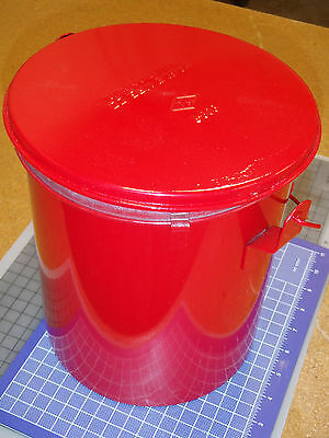 Eagle B-606 Red Bench Can !85D!