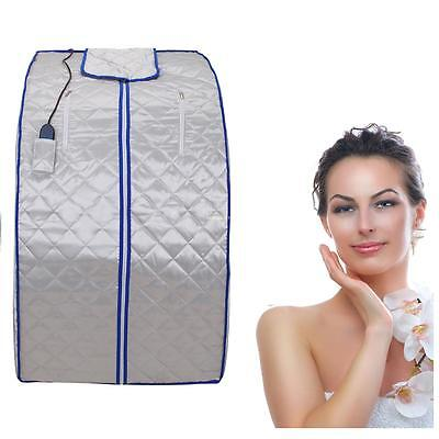 Portable Mica Heating Plate FIR/FAR Infrared Sauna Slimming Room Lose Weight