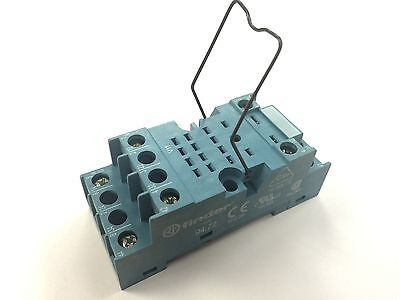 1 x 94.72 Finder Relay Base Socket Suitable for 85 Series Timer