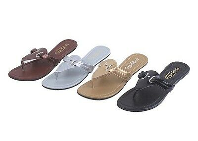 Women's Sandals, Wholesale lot 48 Pairs sizes 5-10/6-11 assorted SB2525