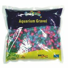 PET-963484 Fish 'R' Fun Coated Aquarium Gravel Rainbow (2kg)