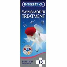 PET-553812 Interpet Aquarium No.13 Swimbladder Treatment (100ml)