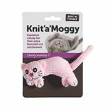 PET-148985 Ruff N Tumble Knit A Moggy (12x9.5x6cm)