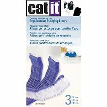 PET-519629 Catit Fountain Replacement Filters