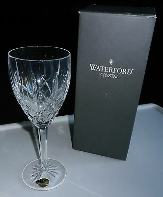 Waterford ARAGLIN Water Goblet, Brand New in Box