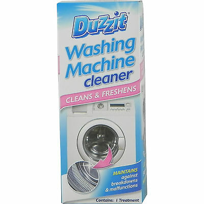 Duzzit Washing Machine Cleaner Freshens Cleans Maintains 250ml