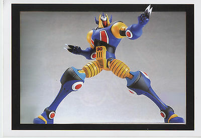 Magne Robo Gakeen Japanese Anime Robot None Scale Unpainted Resin ModelKit