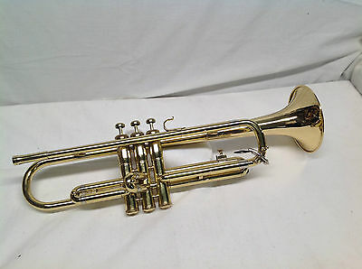 Los Angeles Olds Special Trumpet Completely Restored With Fresh Lacquer!!