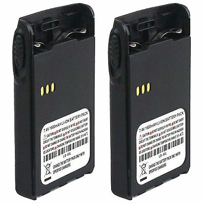 2PCS Battery Pack Shell 6xAAA Batterie für PUXING PX-777/888/328/728 PX-777 Plus