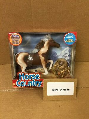 Grand Champions Horse Country Mustang 55000 Play Set New