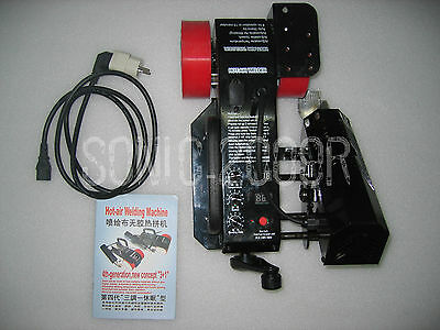 HEAT JOINTER PVC BANNER WELDER for Solvent Printer BG NEW