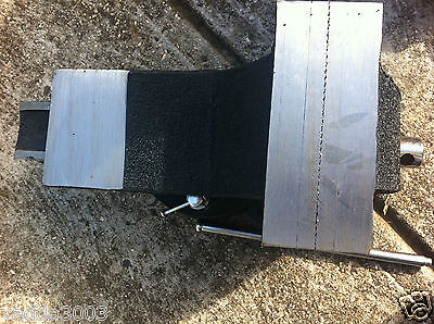 100 Mm Bench Vice All Steel Vice Extra Heavy With Replaceable Jaws