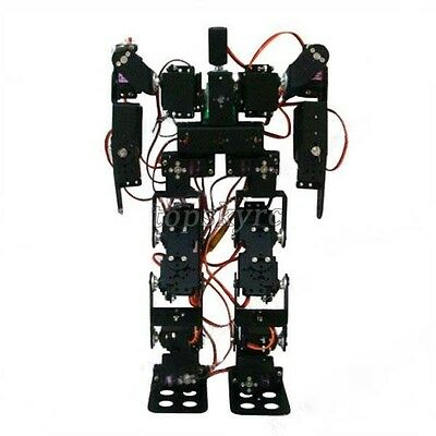 17DOF Biped Robotic Educational Robot Kit with MG996R Servos & Controller & PS2