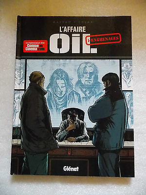 L'Affaire Oil, Tome 1 : Engrenages Album de Jacques Mazeau