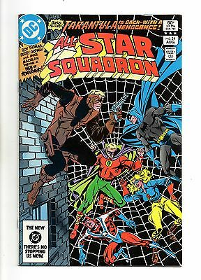 All-Star Squadron Vol 1 No 24 Aug 1983 (VFN+) DC Comics, Modern Age (1980 - Now)
