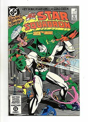 All-Star Squadron Vol 1 No 28 Dec 1983 (VFN+) DC Comics, Modern Age (1980 - Now)