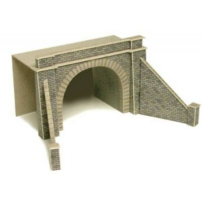 PN142 N Scale Tunnel Entrances Double Track Metcalfe Model Kit Building