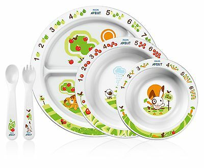 Avent Toddler Feeding Meal Time Set