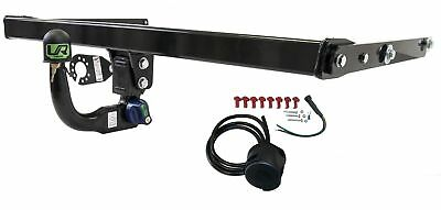 Vertical Detachable Towbar 7 pin kit wiring Tow Bar for BMW X3 SUV E83 4WD