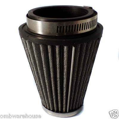 """Small Engine Predator Performance Air Filter 3-1/2"""" x 4"""" (2-7/16"""" ID) Tapered"""