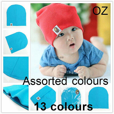Baby Hats Beanies winter warm Girl Boy Toddler Infant Kids Children Cute Hat Cap