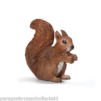 Schleich Europe Wild Life - SQUIRREL EATING 14684 - New with Tag