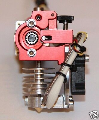 """High temperature Micron3DP Cobra 1.75mm """"all metal"""" extruder up to 400 degrees C"""