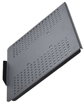 VIVO Laptop / Notebook Tray Holder for VESA Mount Stand / Fits 100mm Plate Holes