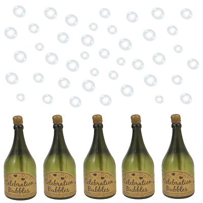 1 12 24 48 72 96 Green Champagne Bottle Wedding Bubbles Party Table Decoration