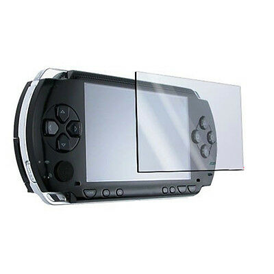3 Screen Protector + Cloth + For SONY PSP LW