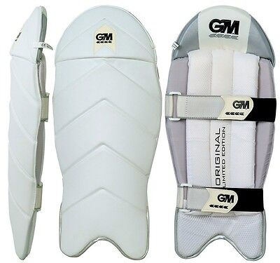 GM Original Limited Edition Cricket Wicket Keeping Pads + AU Free Ship & Inner