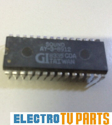 AY-3-8912A ST DIP-28 Integrated Circuit from UK Seller