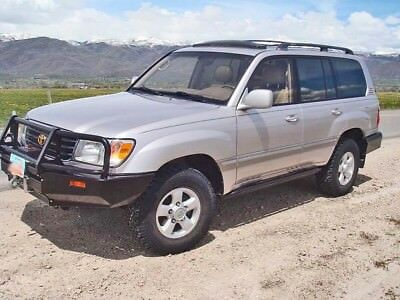 Toyota Land Cruiser 100 Series 1998-2005 Workshop Service Repair Manual
