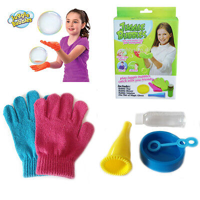 Juggle Bubbles Magic Kit Toss & Catch Kids Party Stuff Bag Filler Summer Fun