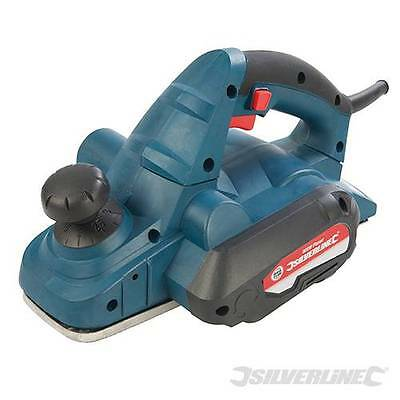 Heavy Duty Silverline 900W Electric 82Mm Wood Planer Sander File 3 Year Warranty