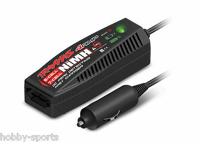 Traxxas 4 Amp DC NiMh Battery Peak Detecting Charger TRA2975
